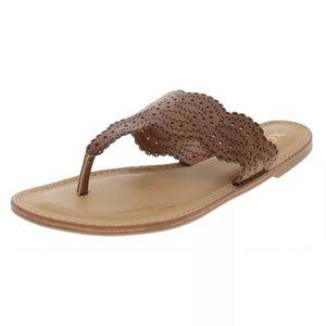 XOXO Roxanna flat faux casual thong sandal shoes